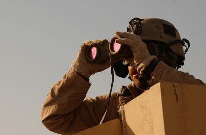 tactical binoculars