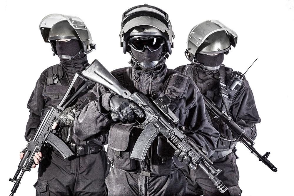 Tactical gears