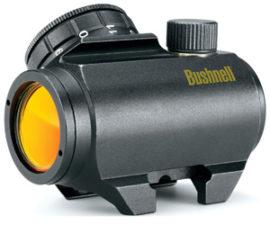 Bushnell-Trophy-TRS-25-Red-Dot-Sight-Riflescope,-1-x-25mm-(tilted-front-lens)
