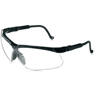 Howard-Leight-by-Honeywell-Genesis-Sharp-Shooter-Safety-Eyewear,-Clear-Lens-(R-03570)