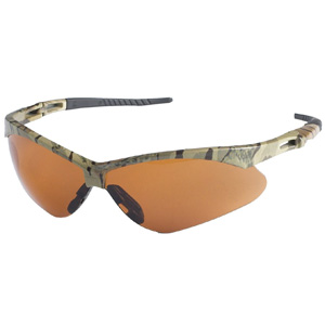 Jackson-Safety-19644-V30-Nemesis-Safety-Glasses,-Bronze-Lenses-with-Camo-Frame