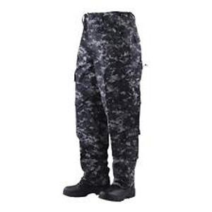 Tru-Spec Men's Tactical Response Camo Ripstop Uniform Pants Big And Tall