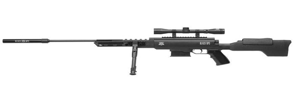 Black Ops Tactical Sniper Air Rifle Combo air rifle