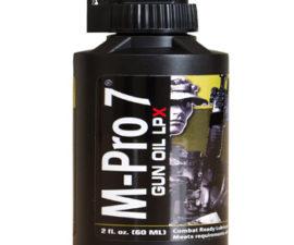 M-Pro 7 Gun Oil LPX, 4 Ounce Bottle
