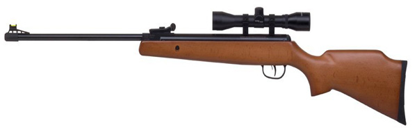 Optimus Air Rifle (.22) with Scope