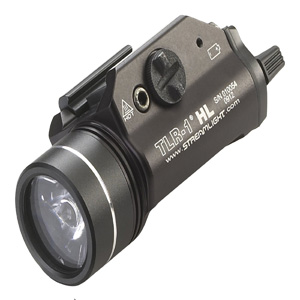 Streamlight 69260 TLR-1 High Lumen Rail-Mounted Tactical Light