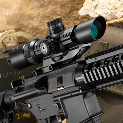 8 Best AR15 Scopes (Reviews & Comprehensive Buyer's Guide ...