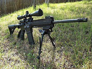 Best Red Dot Sight for AR-15