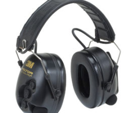3M Peltor TacticalPro Communications Headset MT15H7F SV, Headband