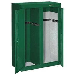 Stack-On GCDG-9216 16-Gun Convertible Double-Door Steel Security Cabinet