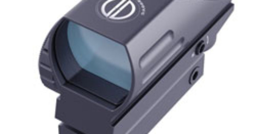 Dagger Defense DDHB Red Dot Reflex Sight for AR15, AK47, M4