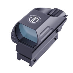 Dagger Defense DDHB Red Dot Reflex Sight for AR15, AK47, M4