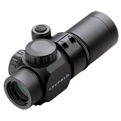 Leupold Prismatic Tactical 1x14mm Illum. Circle Plex