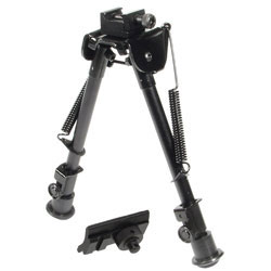 UTG Tactical OP Bipod, Rubber Feet