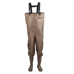 Hodgman Mackenzie Nylon/PVC Bootfoot Chest Waders