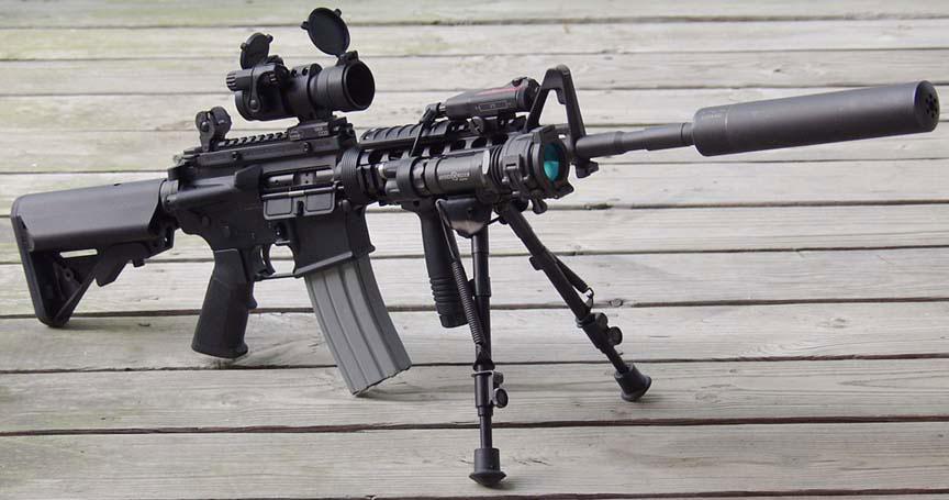AR15 BIPODS