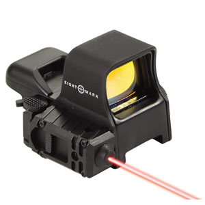 Sightmark SM14003 Ultra Dual Shot Pro Spec NV Sight QD
