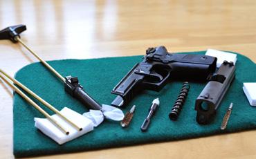 Gun Oil & Lubes