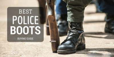 Tactical Boots & Police Boots