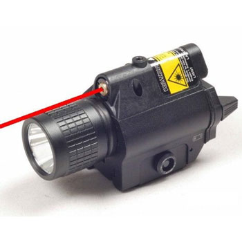 Ade Advanced Optics Tactical Compact Rail Mounted RED Laser Sight