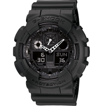 Casio Men GA100-1A1