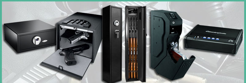 Benefits of Biometric Gun Safes
