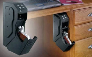 Biometric Gun Safes Featured image
