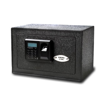 Viking Security Safe VS-20BLX Mini Biometric Safe B015PI6P3M