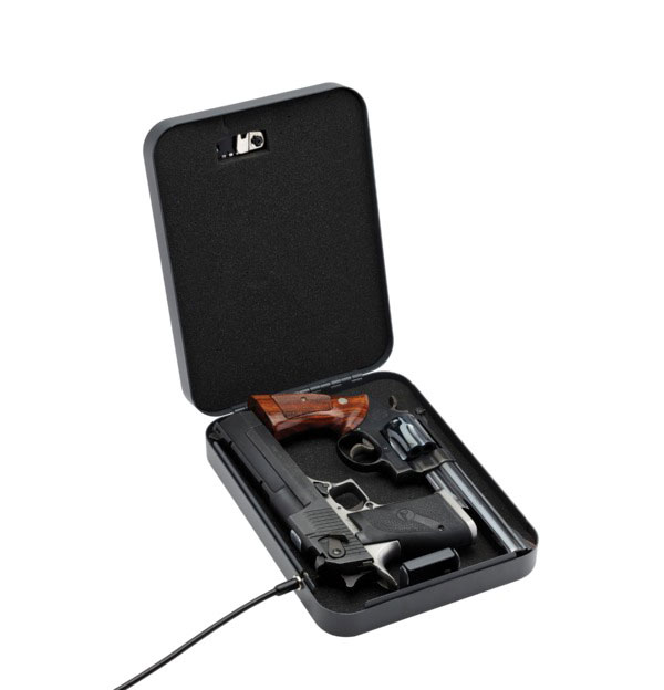benefits of hidden car gun safe