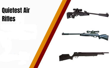 quiet air rifle featured image
