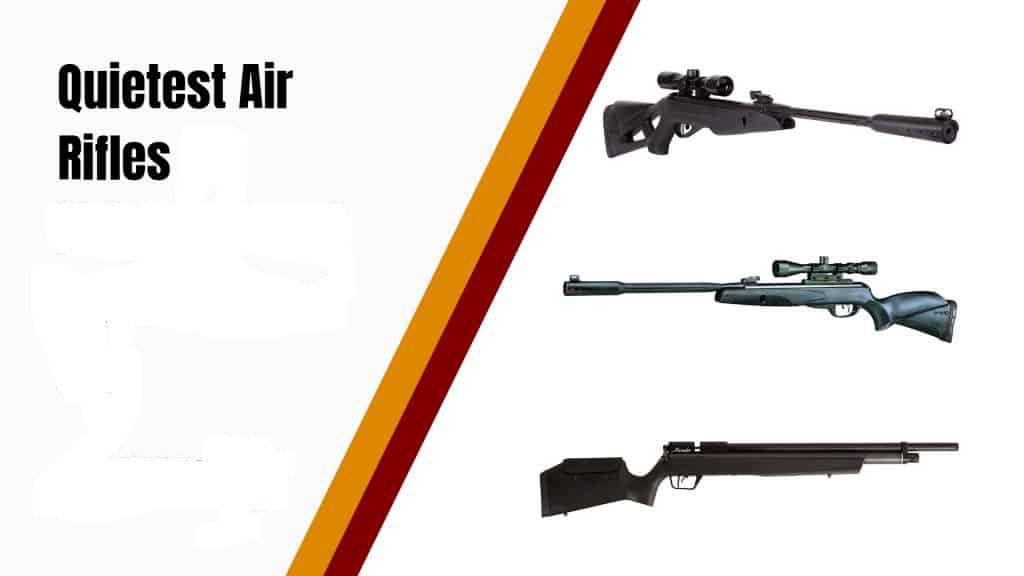 quiet air rifle reviews