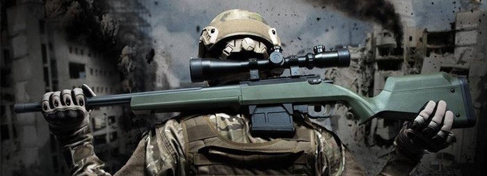 airsoft sniper rifle reviews