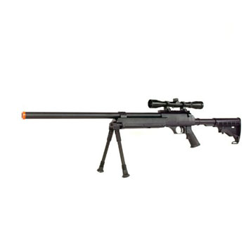 BBTac MB06 SR-2 Tactical Airsoft Sniper Rifle