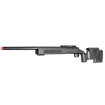 Double Eagle Field Marksman Bolt Action Spring Airsoft Sniper