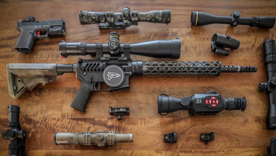 Tactical Scopes & Optics