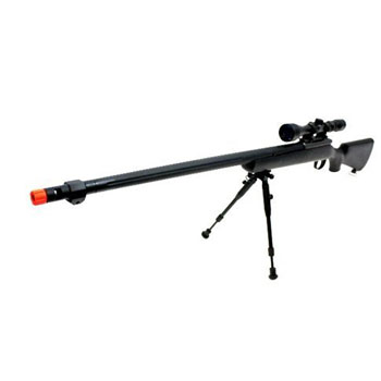 Well VSR-10 Urban Combat Full Metal Bolt Action Sniper Rifle